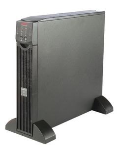 APC SMART-UPS RT 1500VA 2U RM 100V 5-15P ONLINE 6OUT 5-15R SER USB     (SURTA1500XLJ)
