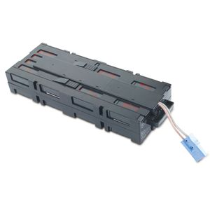 APC REPLACEMENT BATTERY CART FOR 1500 AND 2000VA SMART-UPS RT (120V) (RBC57)