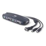 BELKIN 4-PORT KVM BUNDLE PS/2