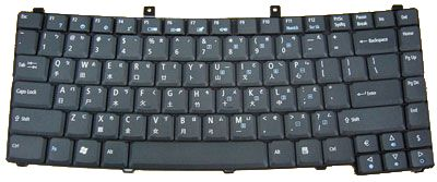 KEYBOARD.US/ INT'L.DARFON
