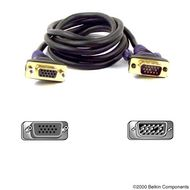 SVGA MONITOR EXTENSION CABLE 5M GOLD NS