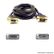 BELKIN SVGA MONITOR EXTENSION CABLE 5M GOLD IN