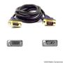 BELKIN VGA SIGNAL MONITOR EXTENS 15 CABLE  HDDB15 M/F IN