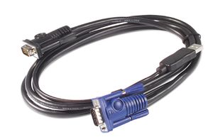 KVM USB CABLE 25FT 7.6M NS