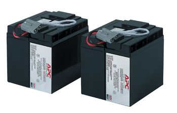 APC REPLACEMENT BATTERY #55 (RBC55)