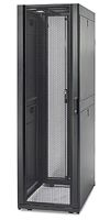 APC NetShelter SX 48U 600mm Wide x 1070mm Deep Enclosure with Sides Black (AR3107)