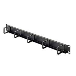 1U HORIZONTAL CABLE MANAGER 1 SIDED NS