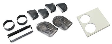 RACK AIR REMOVAL DUCTING KIT 24# CEILING