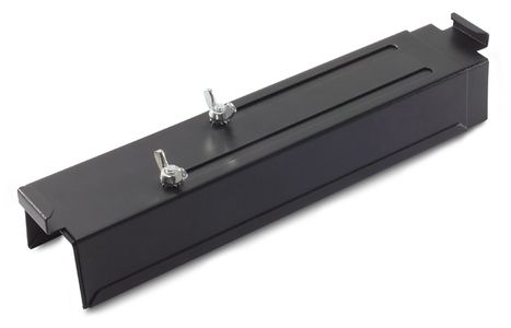APC Horizontal Cable Organizer Side Channel 10 to 18 inch adjustment (AR8016ABLK)