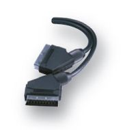 PRO SERIES SCART CABLE 21PIN 1.5M