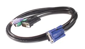 KVM PS/2 CABLE 25FT 7.6M NS