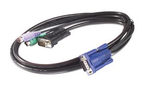 KVM PS/2 CABLE - 25 FT (7.6 M)