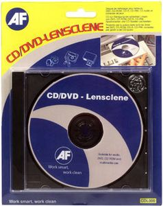 CD Lensclene CD-ROM Cleaning Disc In J/C