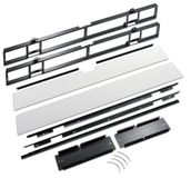 APC APC RACK AIR CONT REAR ASSEMBLY FOR NETSHELTER SX 42U 600MM WIDE IN
