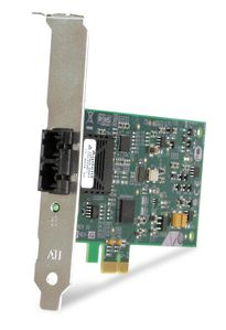 Allied Telesis 100FX/SC PCIE ADAPTER CARD PXE UEFI SVCS (AT-2711FX/SC-901)