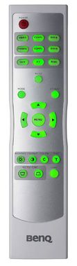 REMOTE FOR W100 PROJECTOR