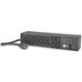 APC Rack PDU  Metered  2U  30A  208V   12  C13s and  4  C19