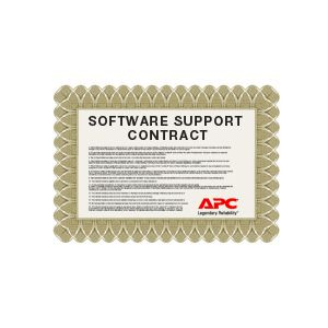 APC 1YR SUP 25 NODE INFRASTRUXURE CENTRAL SOFTWARE CONTRACT (WMS1YR25N)