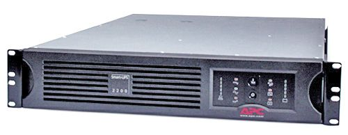 APC Smart UPS 3000VA 230V RM 2U with UL Approval (SUA3000R2IX38)