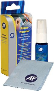 AF Screen Protector Anti-Screen Protector 25ml and Microfibre Cloth (XSSP000)