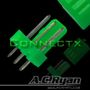 AC RYAN 3-Pin Male UV Green