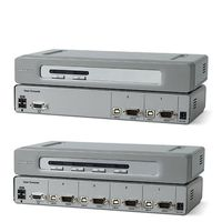 OmniView Secure 2port KVM EAL4