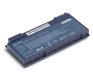 Acer Batteri til bærbar PC (tilsvarer: Acer BT.00903.005) - 1 x litiumion 7800 mAh - for TravelMate 8200, 8202, 8204, 8205 (BT.00903.005)