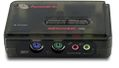 AVOCENT 2 Port PS/2 Switch W/PS2 Cable