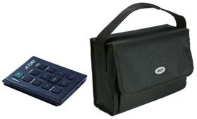 Carrying Case and free remote cont