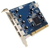 F5U220QEA/ PCI USB 2.0 5-Port PCI 4+1