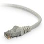 BELKIN Cable/ Patch Cat6 RJ45 Snagless 15m grey