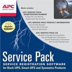 APC Service Pack 1 Year Warranty Extension (WBEXTWAR1YR-SP-04)