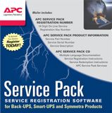 APC 1 YEAR EXTENDED WARRANTY SP-08