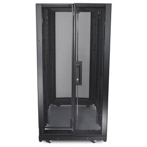 APC NetShelter SX 24U Server Rack Enclosure 600mm x 1070mm w/Sides Black (AR3104)