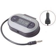 TuneCast II FM transmitter f MP3 black