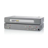 Omniview Secure 2-Port DVI KVM Switch