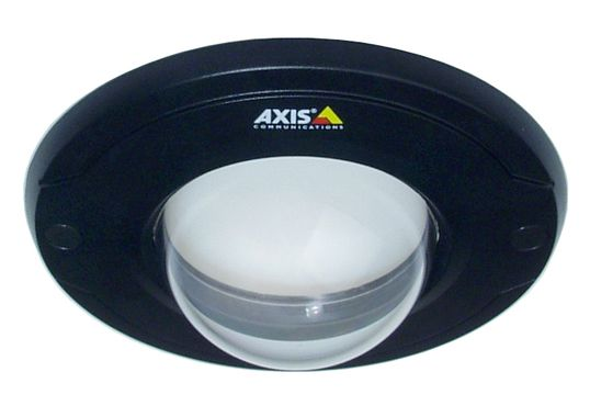 BLACK COVER WITH CLEAR BUBBLE FOR AXIS M30 SERIES 10PK ACCS