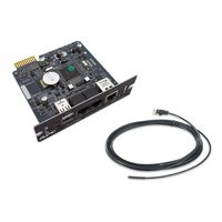 UPS Net Manage Card 2 w Envir Monitoring