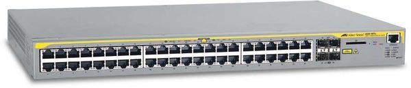 AT-X600-48TS-60 48 PORT GIGABIT ADVANGED LAYER 3 SWITCH          IN CPNT
