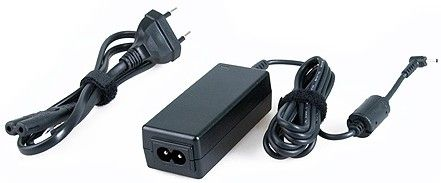 AC-adapter 40 W sort Eee PC 1008HA, 1005HA, 1101HA, 1001HA