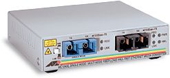 Allied Telesis 100FX (SC) multi-mode to 100FX (SC) single-mode (15km) media converter (AT-MC104XL-60)