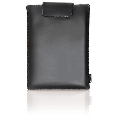 """Leather envelope with Snap - 13.3"""""""