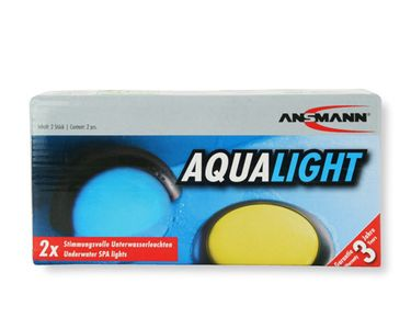 ANSMANN Aqua Light LED set of 2 pcs. (5870052)