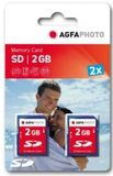 AGFAPHOTO SD Card  Duo       2GB