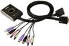 ATEN 2 Port DVI-D cable KVM (CS682)