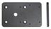 BRODIT Mounting Plate with AMPS - qty 1 - 215395 Mounting Plate with AMPS