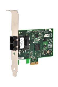 ALLIED TELESYN SECURE  PCI-E X1 FAST ETHERNET FIBER (SC) ADAPTER  INCLUDES BOT IN (AT-2712FX/SC-001)