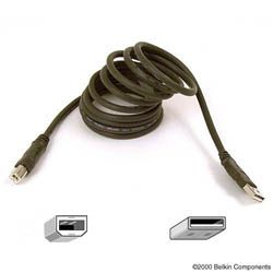 CABLE USB A-B, 20/28AWG - 1,8M