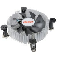 AK-CCE-7106HP CPU Kylare Socket 775/1156, 600~3000 RPM, 33.50 CFM, 18.9 ~31.9  dBA, 4-pin