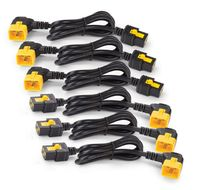 Power Cord Kit 6 ea C19 t C20 1.8m